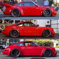 ducktail tail or a wingless look on - Autos Online Porsche 911 Classic, Black Porsche, Porsche 911 Gt3, Porsche Cars, Supercars, Custom Porsche, Singer Porsche, Vintage Porsche, Courses