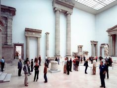 Thomas Struth (born is a German photographer who is best known for his Museum Photographs, family portraits and black and white photographs of the streets of Düsseldorf and New York. Contemporary Photography, Fine Art Photography, Museum Photography, Jeff Wall, Pergamon Museum, Jandy Nelson, Berlin, The Secret History, Place Of Worship