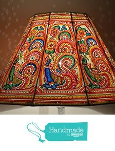 Peacock/Floral Lampshade, Night Lights, Large Lamp, Floor Lamp shade, Lampshades from ChaYaA https://www.amazon.com/dp/B01MYVRC5L/ref=hnd_sw_r_pi_awdo_BMBnzbRRZ1WFG #handmadeatamazon