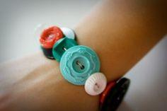 easy button bracelet tutorial