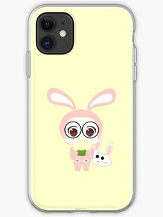 Chibi wearing a rabbit onesie and eating a cupcake Framed Prints, Canvas Prints, Art Prints, New Iphone, Iphone Cases, Art Boards, Chibi, Duvet Covers, Onesies