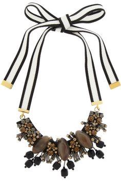 Marni Necklace - Net-A-Porter