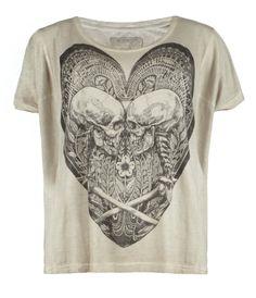 Lovesick T-shirt, Femme, T-shirts Graphiques, AllSaints Spitalfields