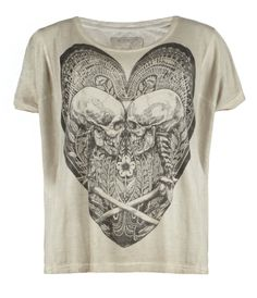 Lovesick T-shirt, Women, Graphic T-Shirts, AllSaints Spitalfields