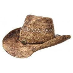 Sunburned Cowboy Strohoed