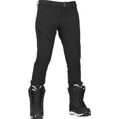 3e4a6fbb31 Women s Non-Insulated Snowboard Pants. B by Burton Lexi pant true black