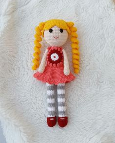 Amigurumi – Emine Baby Pattern Rezept – Strickmodelle – My CMS Amigurumi Free, Amigurumi Toys, Crochet Patterns Amigurumi, Baby Knitting Patterns, Baby Patterns, Crochet Toys, Free Crochet, Girl Dolls, Free Pattern