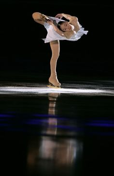 FIGURE SKATING / Yukari Nakano - figure skater by yellowrotus, via Flickr