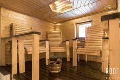 Asunnon erikoisuutena saunatuolit! #roofgroup #sauna #kiinteistönvälitys #sisustus #bathroom #decor Helsinki, Loft, Bed, Furniture, Home Decor, Decoration Home, Stream Bed, Room Decor, Lofts