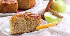 Moelleux aux pommes   Healthy & Co