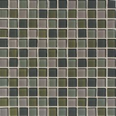 Everglades Blend Glossy - Maracas Glass by daltile