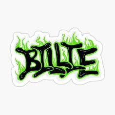 Billie Eilish, Homemade Stickers, Diy Stickers, Rick And Morty Stickers, Bubble Stickers, Skateboard Design, Cute Disney Wallpaper, Aesthetic Stickers, Nature Wallpaper