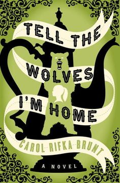 "Tell The Wolves I'm Home – Carol Rifka Brunt    Often, debuts can be hit or miss. The brave souls putting forth their novels are still ""working on their voice""m sayeth literary critics. But this one blew me away. Firstly, 1987. Not Orwellian. I hold a special place in my heart for this year – 'twas my birth year, I say! When I saw the book is a period piece set in the late '80s, I was hooked. Sidebar: love that the period in period pi"