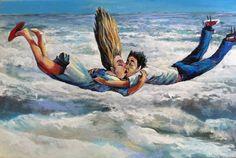 Falling in love, Carlos Farinha