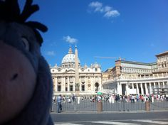 A quick drive by The Vatican
