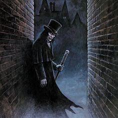 m Vampire minion urban night alley Enter the realm of gothic fantasy artist Joseph Vargo, a chilling, mist-shrouded world of forlorn ghosts, brooding vampires, living gargoyles and other creatures of the night. Dark Fantasy Art, Fantasy Artwork, Dark Art, Gothic Vampire, Vampire Art, Dark Gothic, The Dark Tower, Gothic Horror, Horror Art