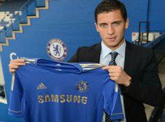 19c92e957 Eden Hazard Football Manager Games, Chelsea Football, Chelsea Fc, Chelsea  Shirt, Sports