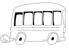 15 En Iyi Bus Ausmalbilder Goruntusu Buses Autos Ve Busses