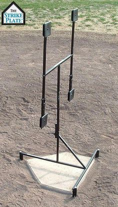 The Strike Plate is a baseball and softball pitching target trainer. It trains pitchers to hit an exact spot and to pitch away from the middle of the plate. Baseball Tips, Baseball Pitching, Baseball Training, Better Baseball, Baseball Party, Baseball Season, Baseball Games, Baseball Mom, Baseball Stuff
