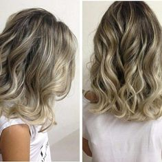 Ombré Hair #loirochampagne