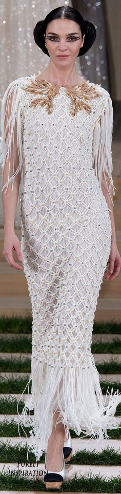Chanel Spring Haute Couture | Purely Inspiration
