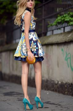 {The Blonde Salad} Dressed for the Party