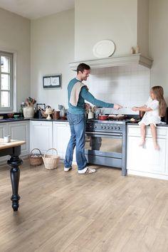 Keuken grote schouw