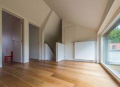 Transformation et extension d'une maison mitoyenne à Bruxelles (Photos Sophie Voituron)