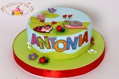Torturi - Viorica's cakes: Tort pentru turta Antonia