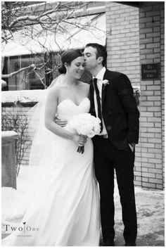 Winter Wedding at the University Club!