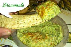 Brocomole   Recetas con Brocoli