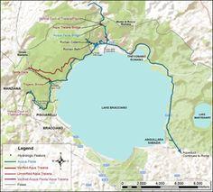 headwaters for Aqua Traiana
