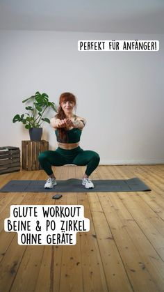 Fitness Workouts, Mini Workouts, Fitness Workout For Women, Easy Workouts, Yoga Fitness, At Home Workouts, 7 Min Workout, Gym Workout Videos, Butt Workout