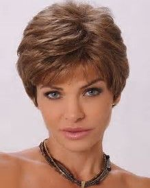Natural straight short pixie cut hairstyle Blonde Wig side bangs Synthetic hair wigs for Women discount wigs pelucas pelo corto Cute Hairstyles For Short Hair, Wig Hairstyles, Short Hair Styles, Short Haircuts, Pretty Hairstyles, Hairstyles 2018, Popular Haircuts, Short Grey Hair, Short Hair With Layers