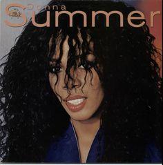 Donna Summer, Donna Summer - Gold promo stamped, UK, Deleted, vinyl LP album (LP record), Warner Bros, K99163, 605270