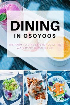 Dining in Osoyoos Br