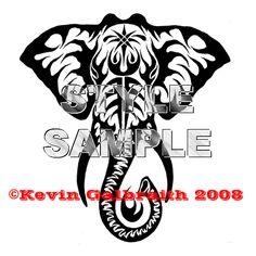 ... Tribal Elephant Tattoo Designs Miami Ink Tattoos Cost Dragon Tattoo Tribal Elephant, Tribal Animals, Elephant Love, Elephant Head, Elephant Tattoo Design, Elephant Tattoos, Animal Tattoos, Rock Tattoo, Cat Tattoo