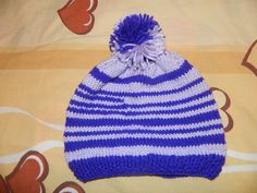 A beautiful knitted hat