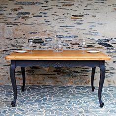 TABLE DE SALLE À MANGER #classique #deco #interior 439€ sur www.grisgroseille.com