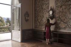 Заметка в итальянском Vogue. Отобрали несколько работ из серии. What else?! :) Organization @olgadrokina.decor.studio Photographer @sophie__miro Model @olgadrokina.decor.studio Location @villa_muggia Italy ------------------------------ #vogue#italia#italy#italia#travel#dress#styling#fashion#door#garden#villa#decor#interior#interiordesign#design#villa#clock #wallpaper#art#shooting#съемка#италия#вилла#интерьер#путешествие#вилла#поатье#обои#часы#сад - Architecture and Home Decor - Bedroom…