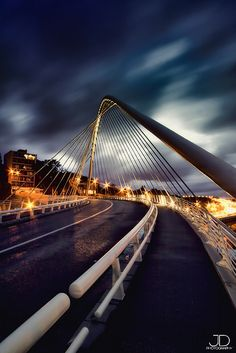 After the rain - Calatrava by JD Photographie., via Flickr