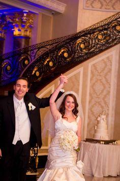 Venetian Wedding Photography |   Venetian Wedding Photographer | New Jersey Wedding Photography | NJ Wedding Photographer  | Photography by Berit Bizjak of Images by Berit | Bride & Groom Portrait #thevenetian #venetiannj #venetiancatering