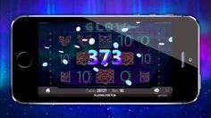 Мобильный игровой автомат Glow Touch от производителя   NetEnt