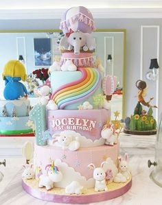 Fancy Cakes, Cute Cakes, 1st Birthday Outfit Girl, 1st Year Cake, Boys 1st Birthday Cake, Chocolates, Gravity Defying Cake, Hello Kitty Cake, Dream Cake