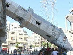 Atacan Otra Escuela De La ONU En Gaza
