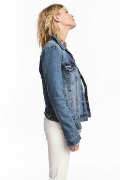 Denim jacket Model