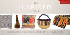 Handcrafted Bohemian Home & Nursery Decor from Zarpar | Global Living