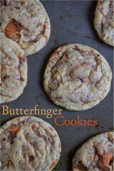 Butterfinger Recipes on Pinterest   Butterfinger Cake, Butterfinger ...