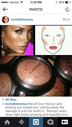 just can't emagine my makeup work with out this makeup product's