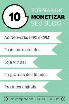 ORGblog #24: como monetizar seu blog?